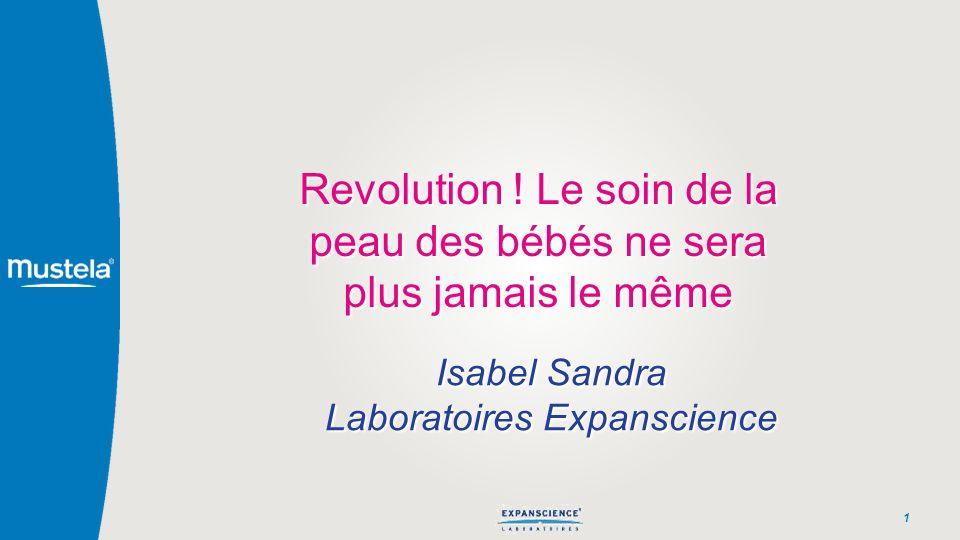 Revolution ! Le soin de la peau des bébés ne sera plus jamais le même