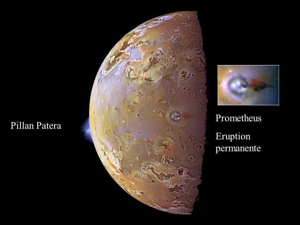 Prometheus Eruption permanente Pillan Patera