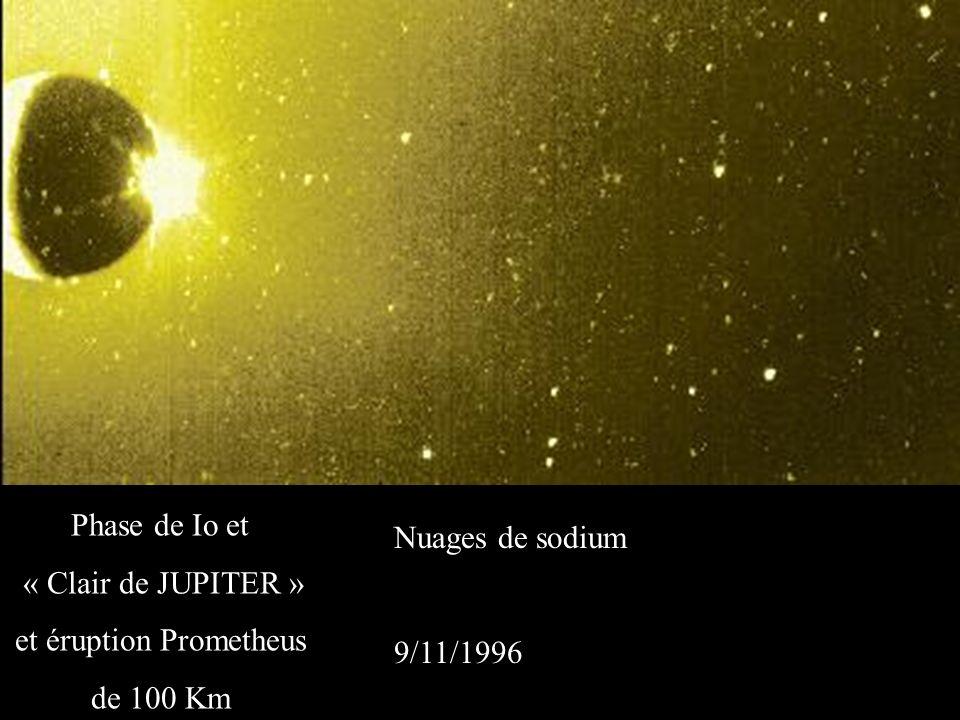 et éruption Prometheus