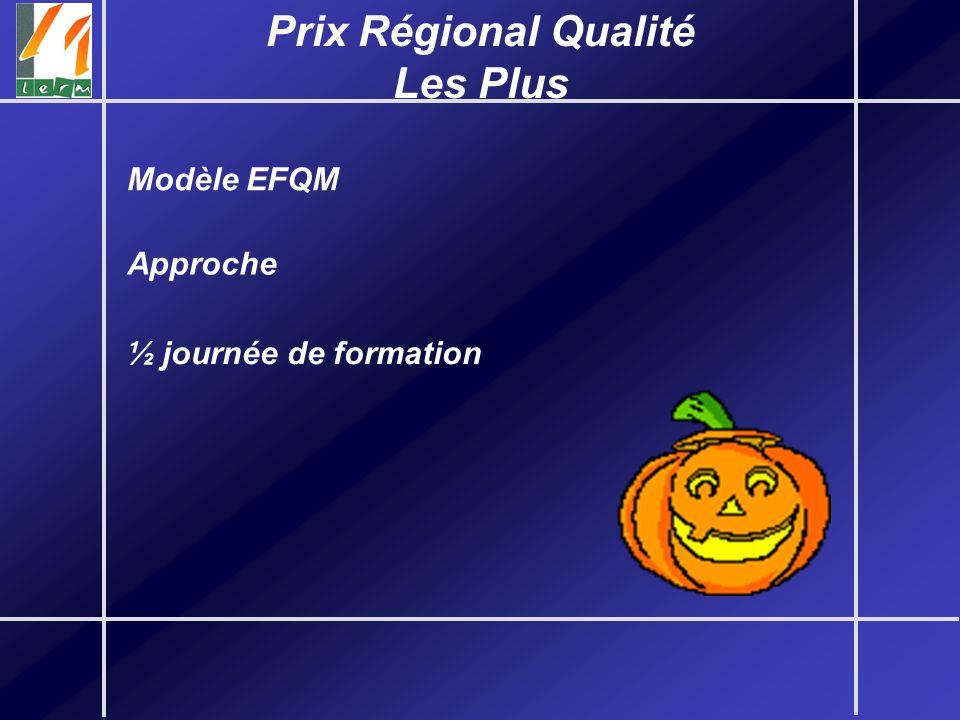 Prix Régional Qualité Les Plus