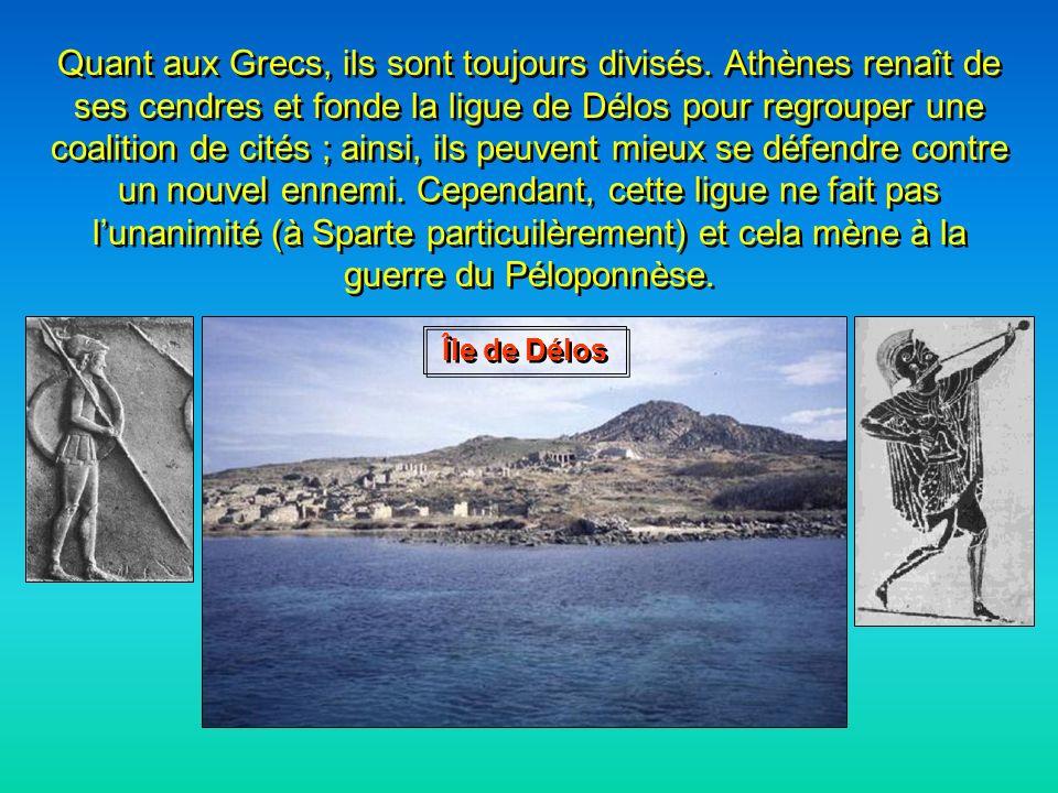 Quant aux Grecs, ils sont toujours divisés