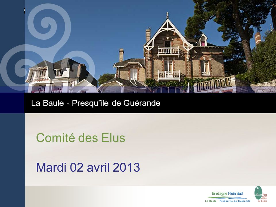 La Baule - Presqu'île de Guérande