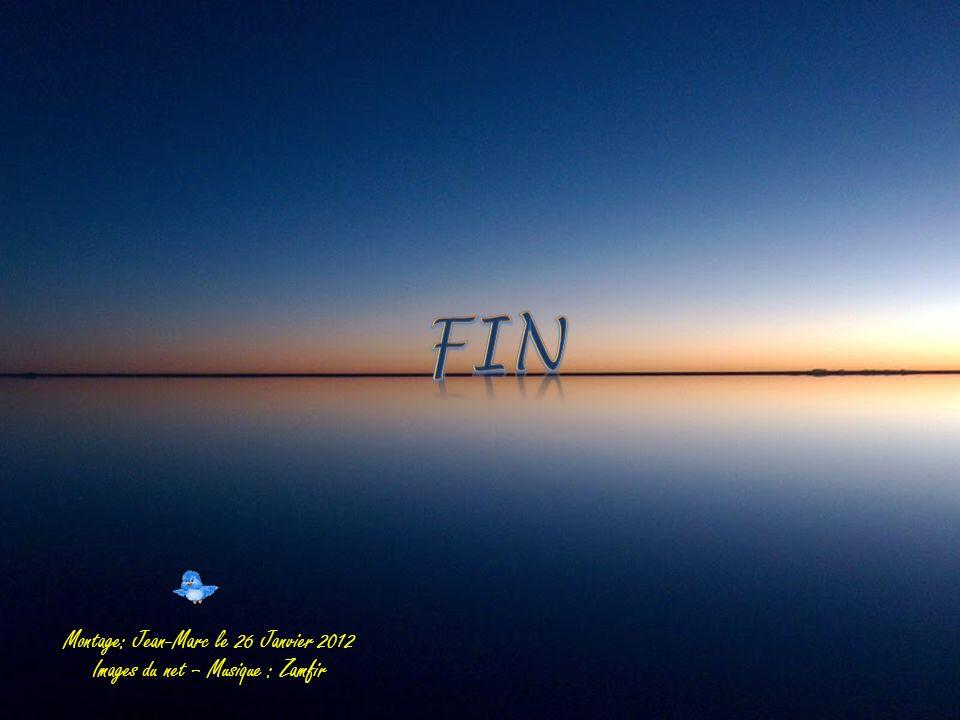 Fin Montage: Jean-Marc le 26 Janvier 2012