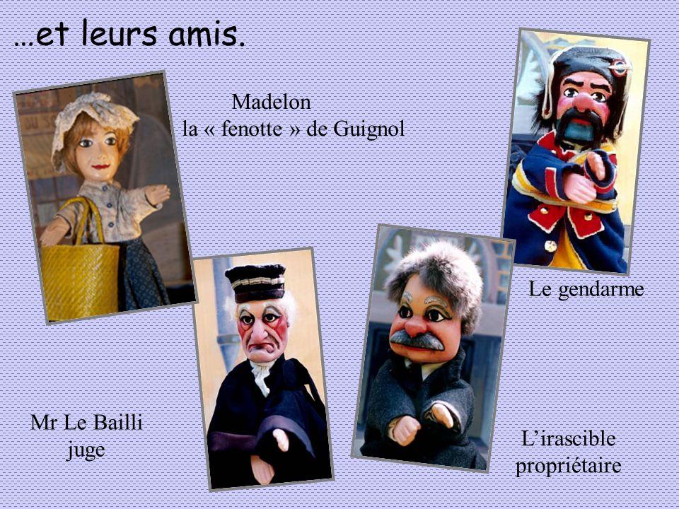 la « fenotte » de Guignol