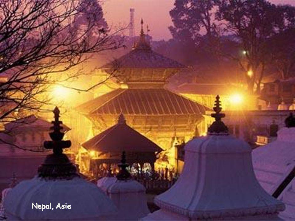 Nepal, Asie