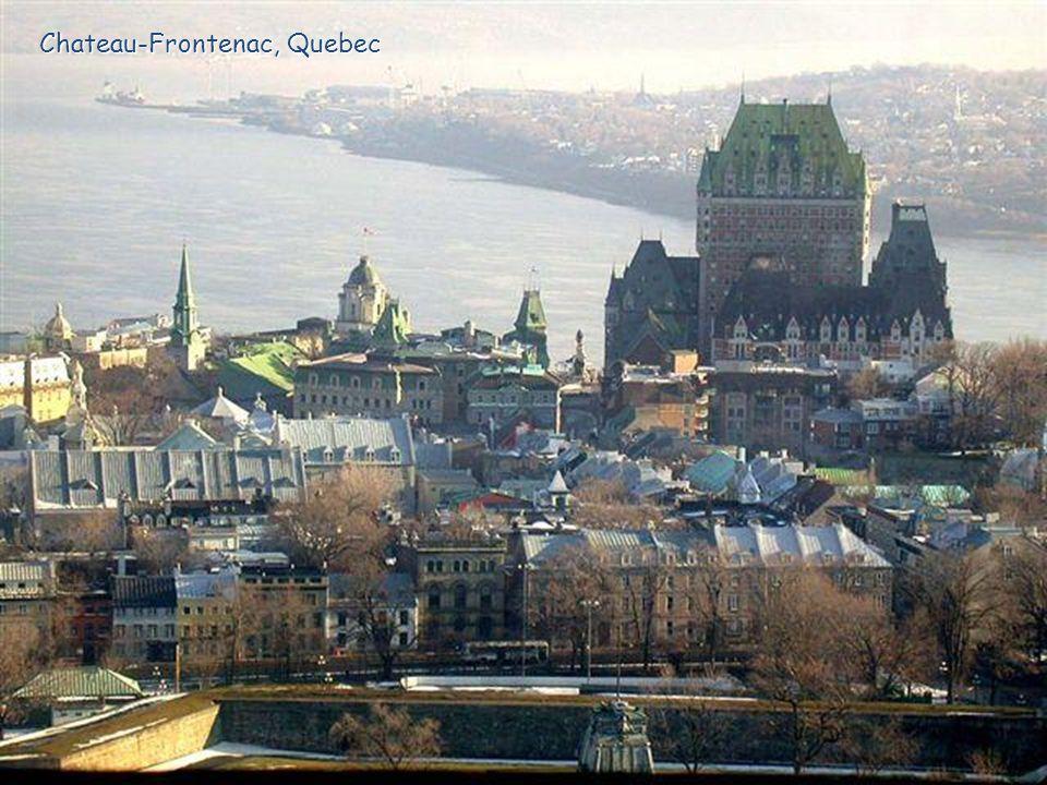 Chateau-Frontenac, Quebec