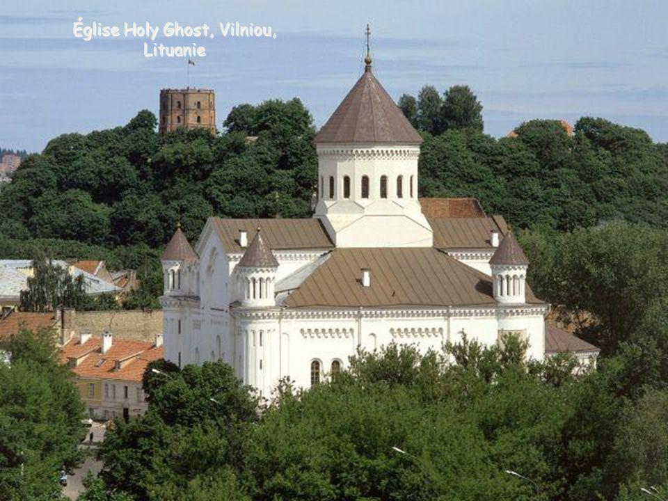 Église Holy Ghost, Vilniou, Lituanie