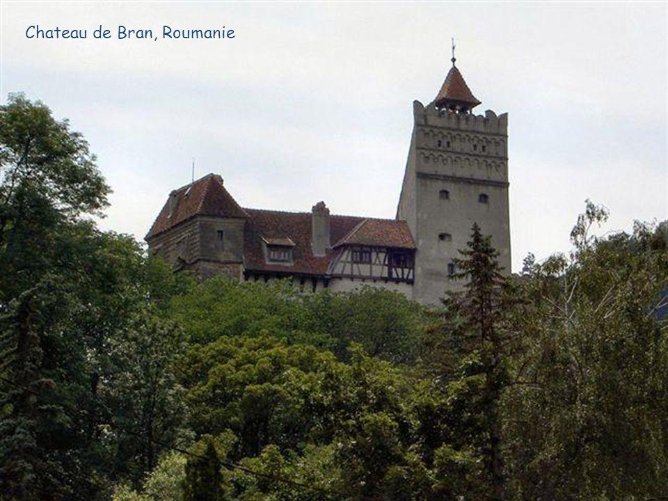 Chateau de Bran, Roumanie