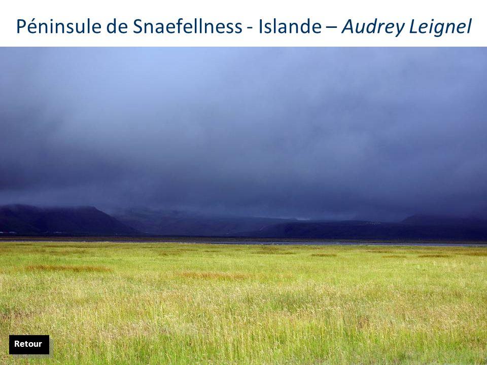 Péninsule de Snaefellness - Islande – Audrey Leignel