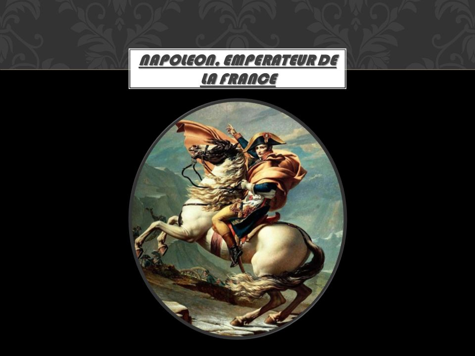 Napoleon, emperateur de la france