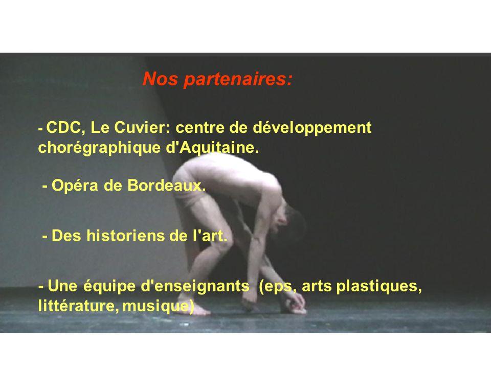 - Des historiens de l art.
