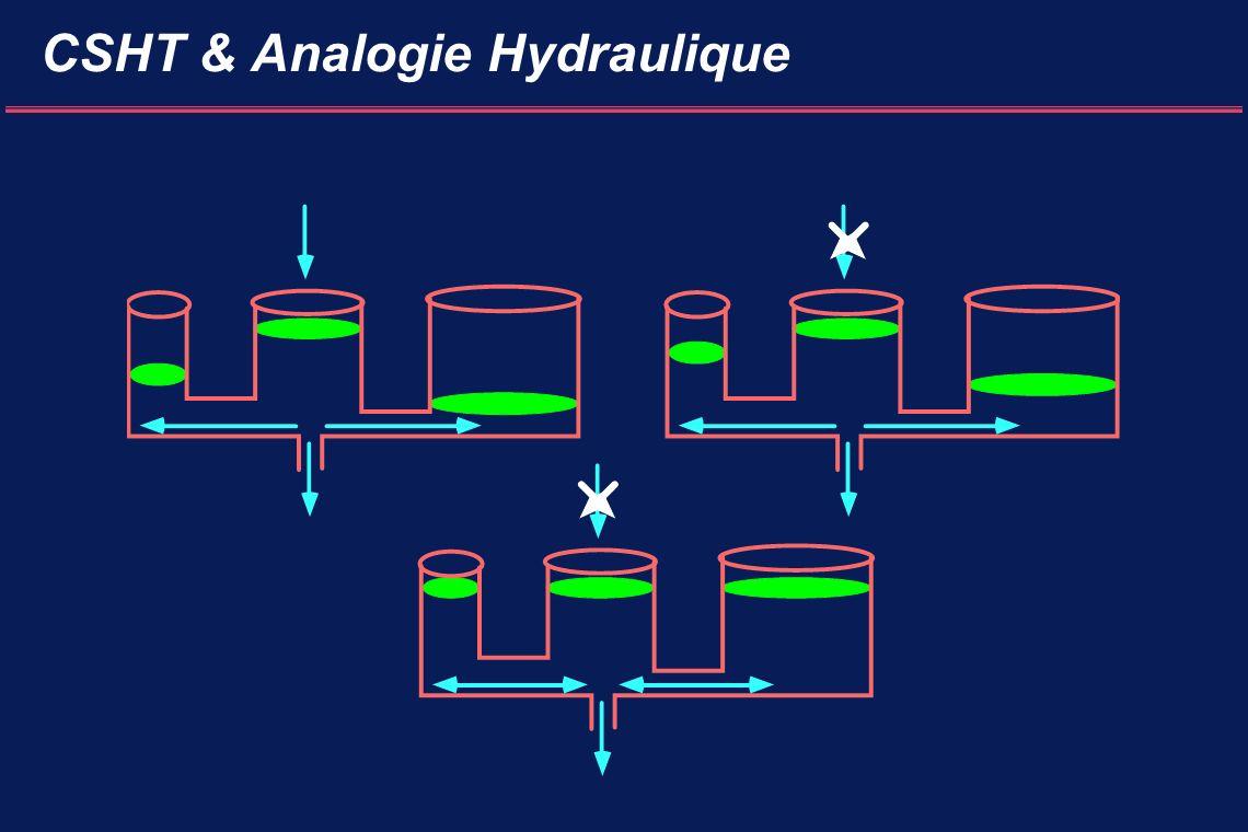 CSHT & Analogie Hydraulique