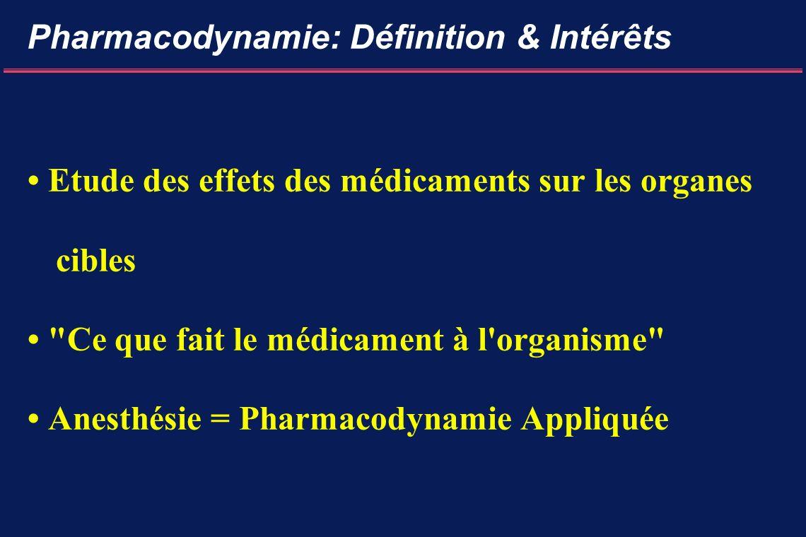 Pharmacodynamie: Définition & Intérêts