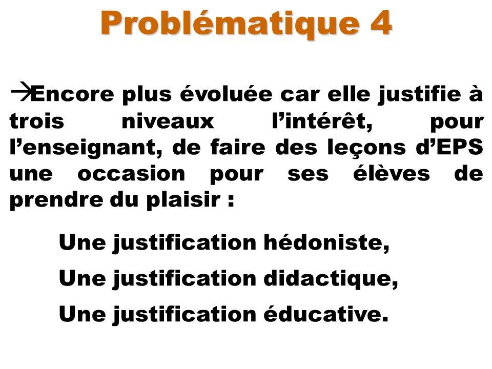 Problématique 4