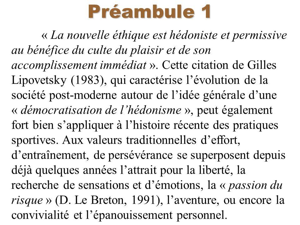 Préambule 1