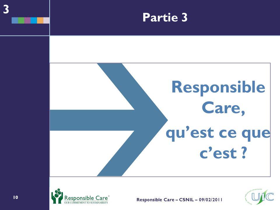 Responsible Care, qu'est ce que c'est