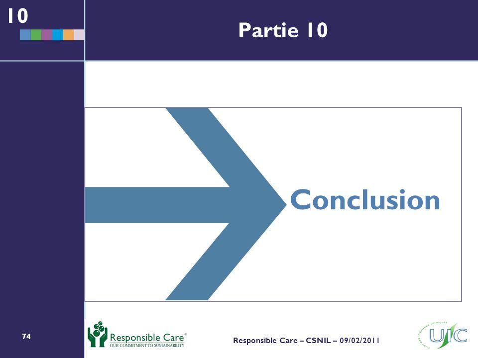 10 Partie 10 Conclusion