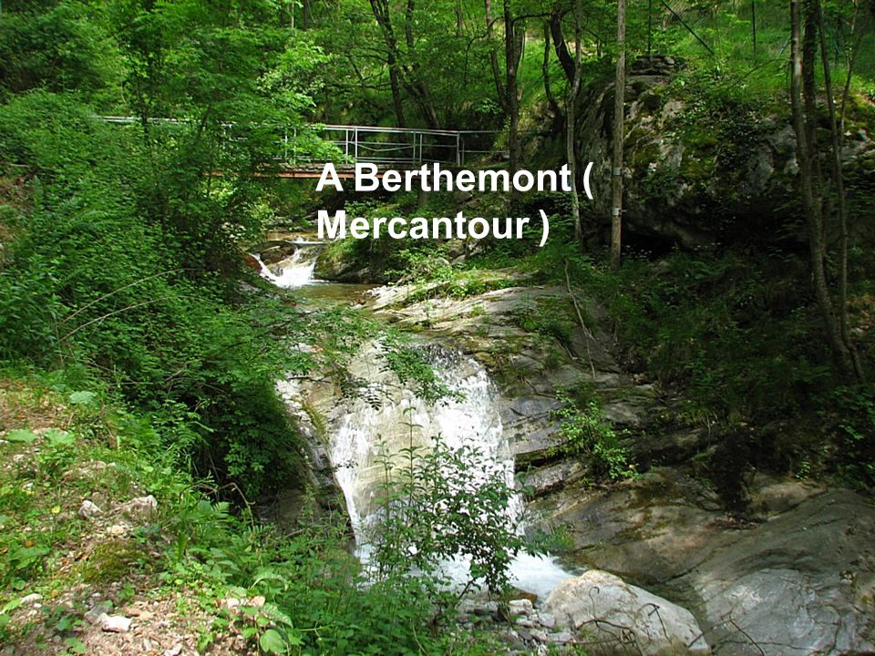 A Berthemont ( Mercantour )
