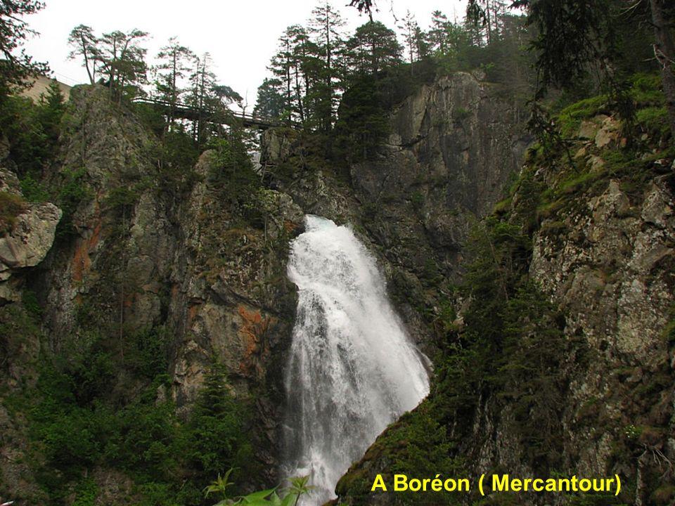 A Boréon ( Mercantour)