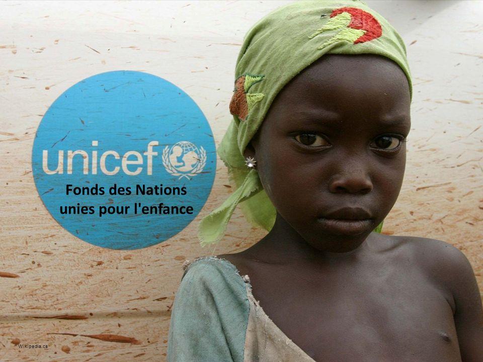 Fonds des Nations unies pour l enfance