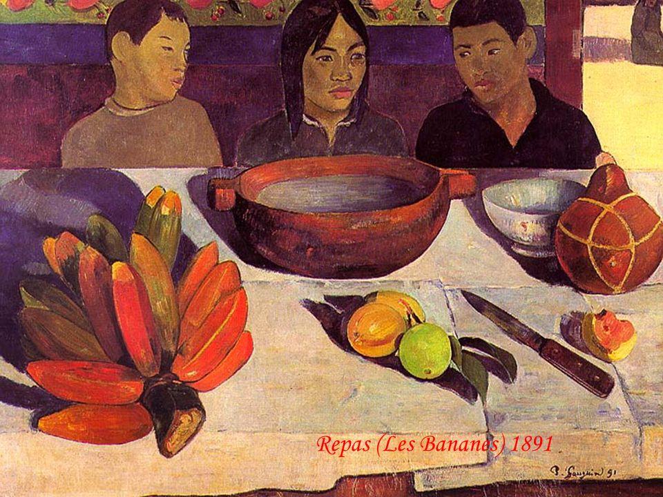 Repas (Les Bananes) 1891 3