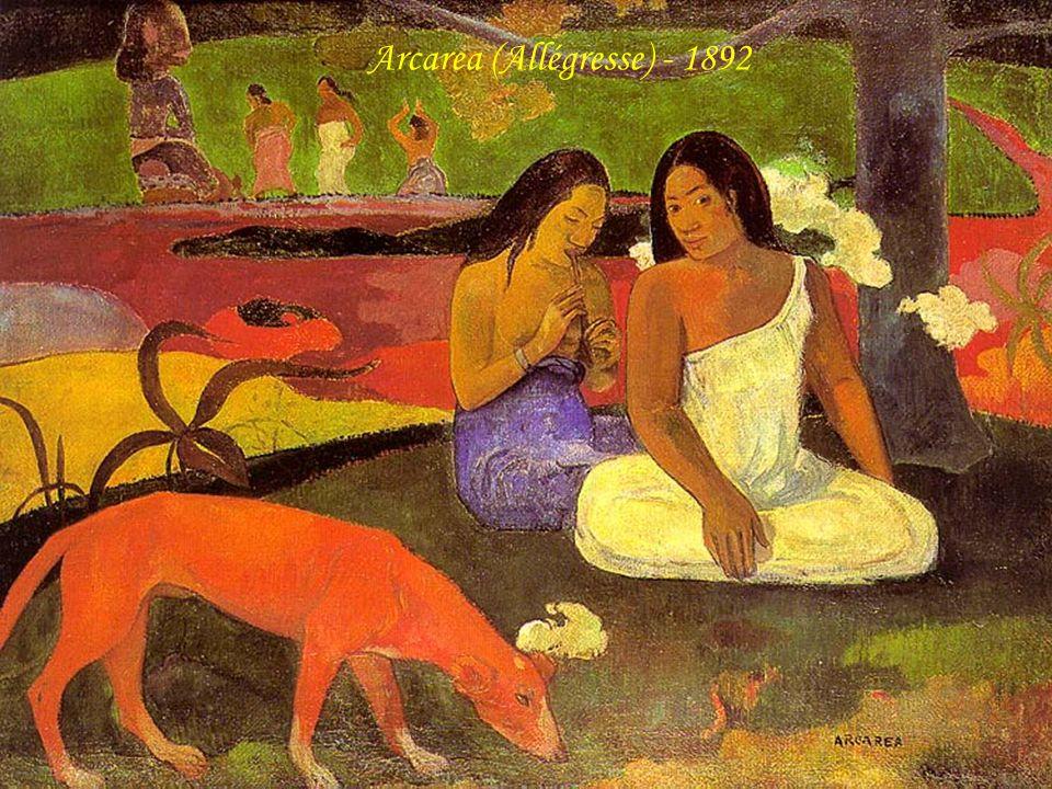 Arcarea (Allégresse) - 1892