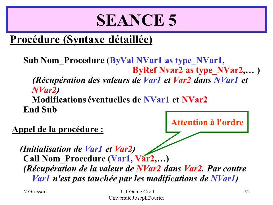 Université Joseph Fourier