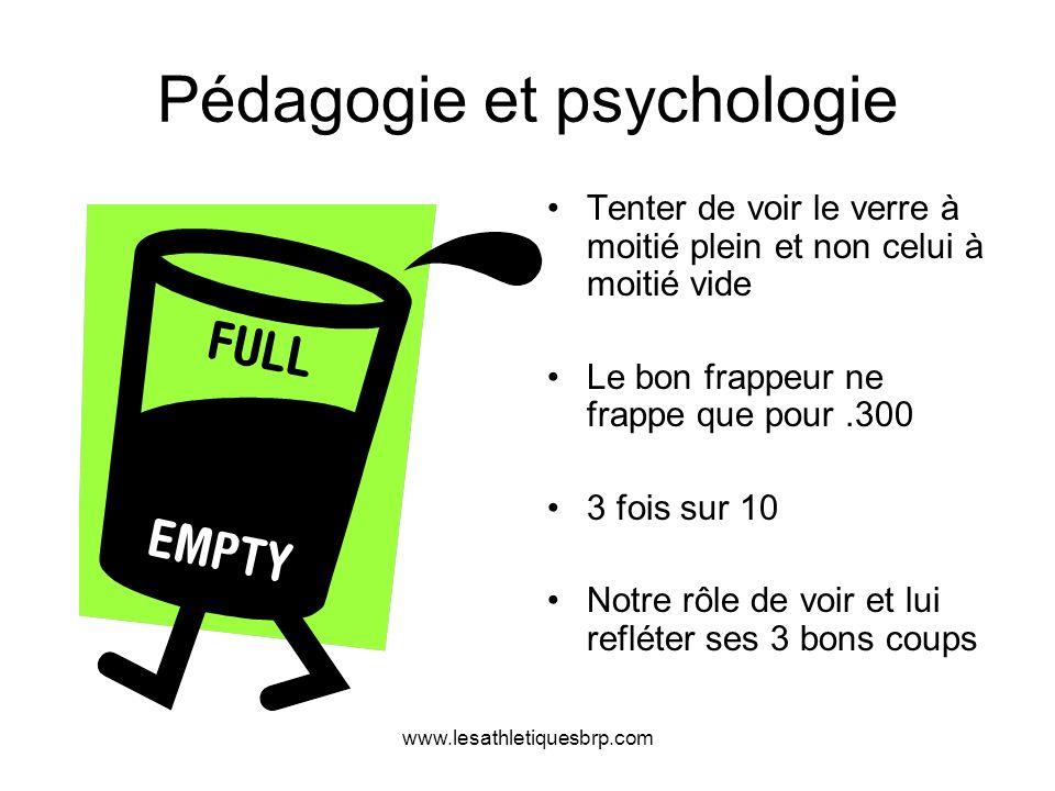 Pédagogie et psychologie