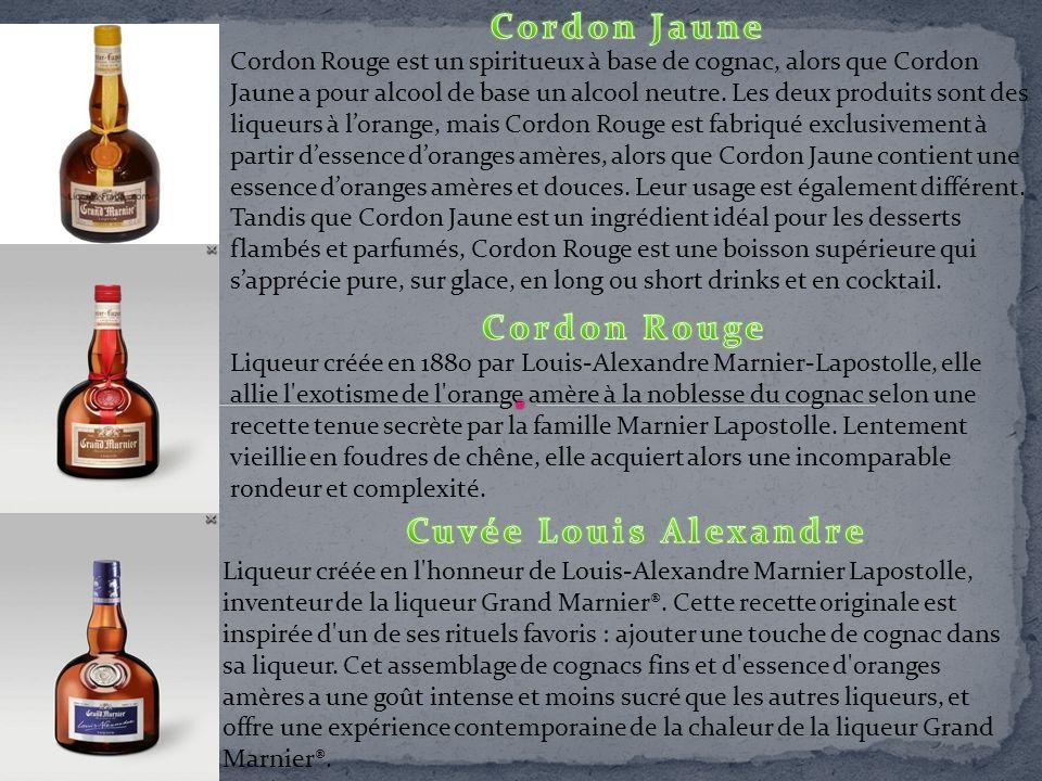 Cordon Jaune Cordon Rouge Cuvée Louis Alexandre