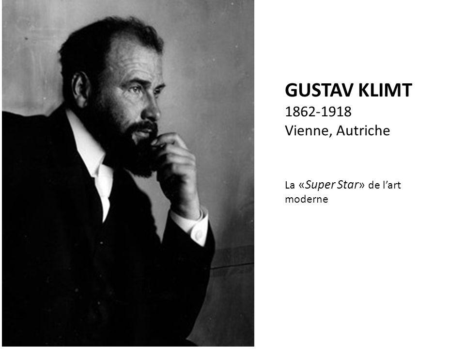 GUSTAV KLIMT 1862-1918 Vienne, Autriche