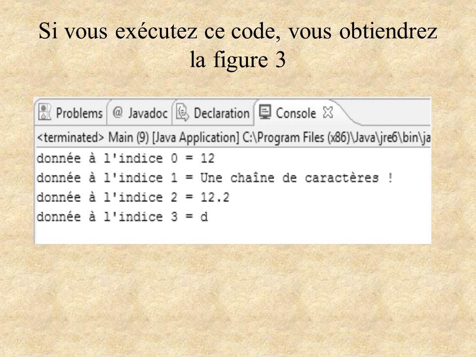 Si vous exécutez ce code, vous obtiendrez la figure 3