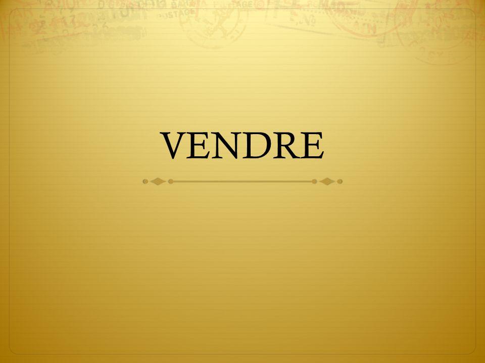 VENDRE