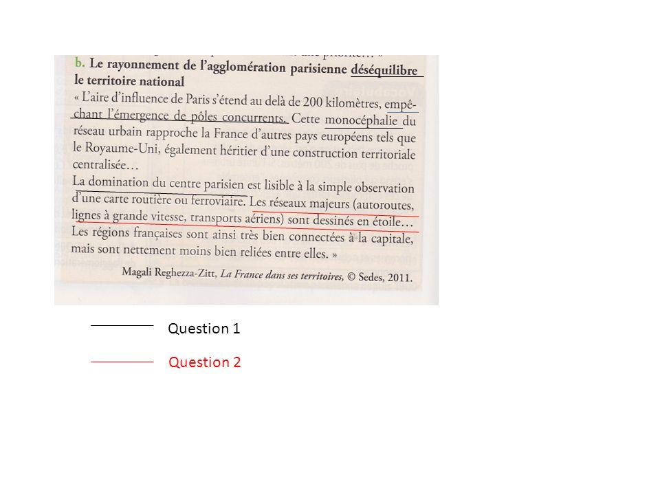 Question 1 Question 2