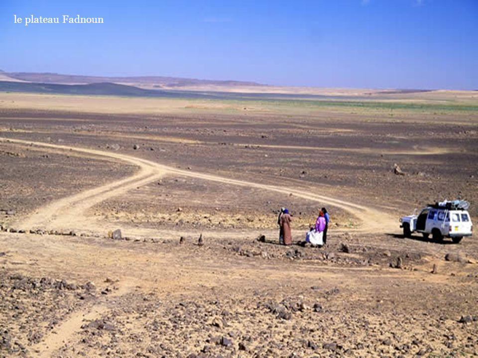 le plateau Fadnoun
