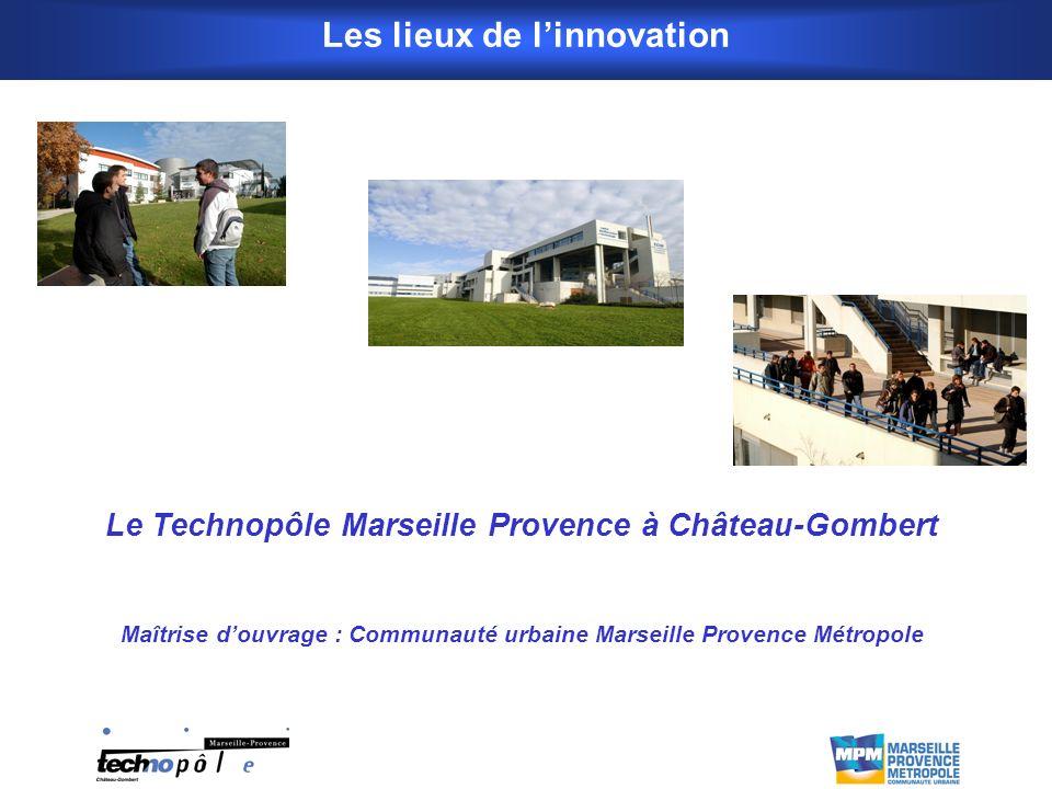 Les lieux de l'innovation