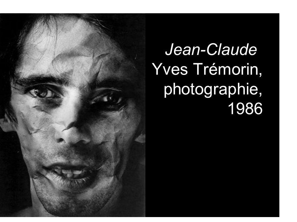 Jean-Claude Yves Trémorin, photographie, 1986
