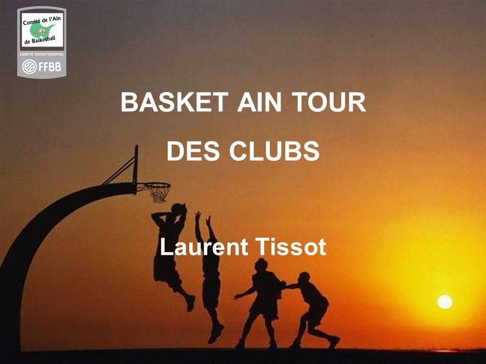 BASKET AIN TOUR DES CLUBS