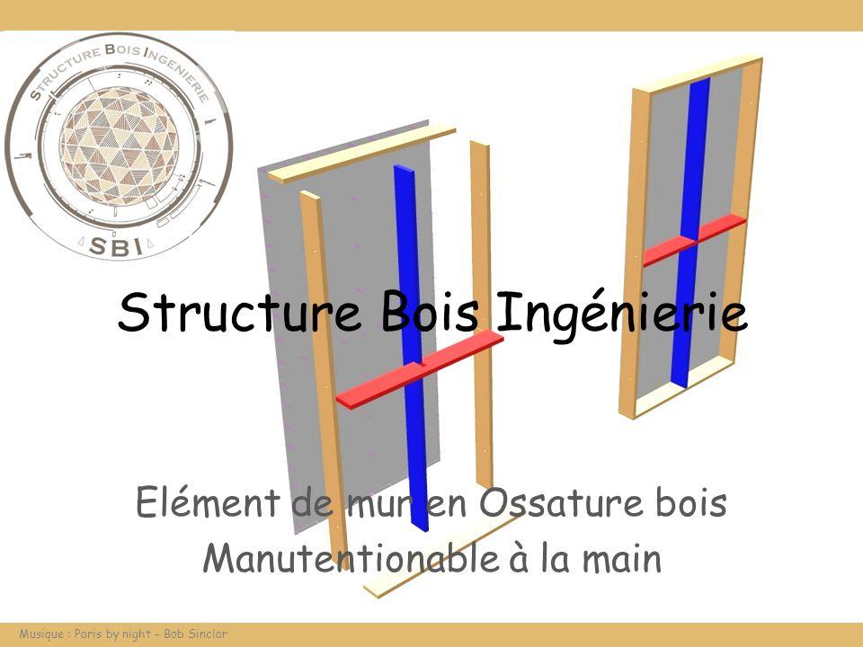 Structure Bois Ingénierie