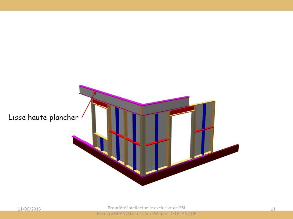 Lisse haute plancher 11/06/2013