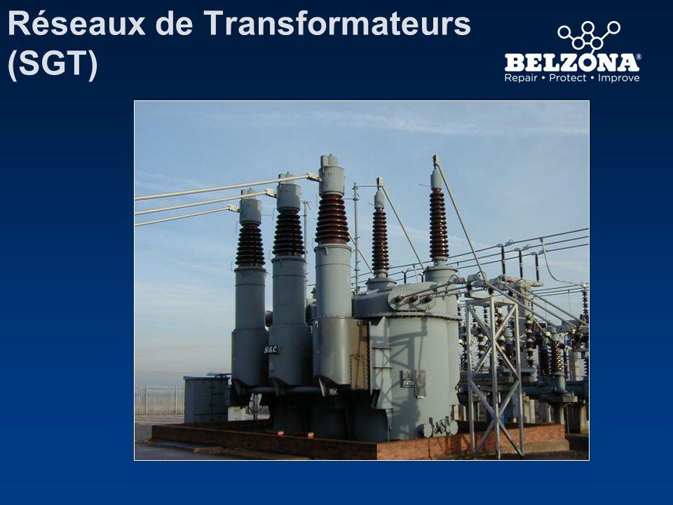Réseaux de Transformateurs (SGT)