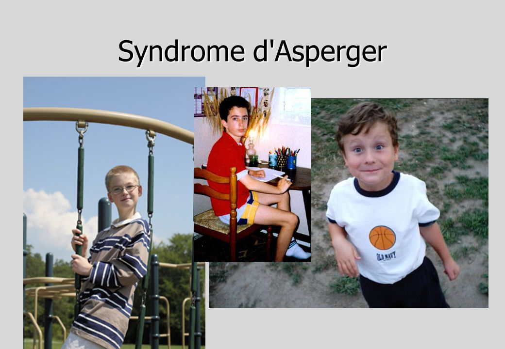 Syndrome d Asperger 23