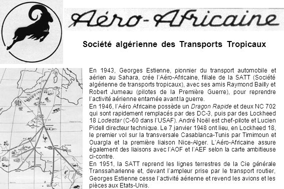 Société algérienne des Transports Tropicaux