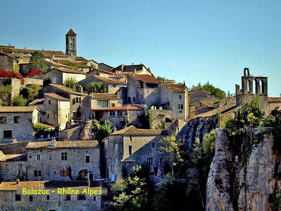 Balazuc – Rhône Alpes