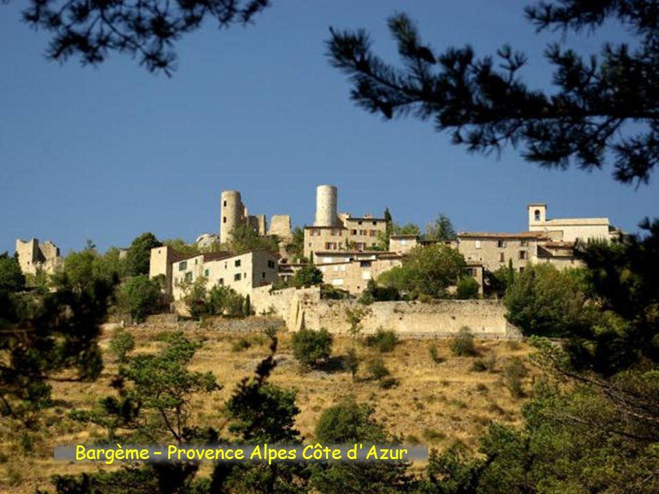Bargème – Provence Alpes Côte d Azur