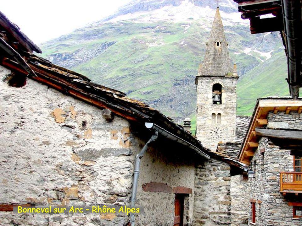 Bonneval sur Arc – Rhône Alpes