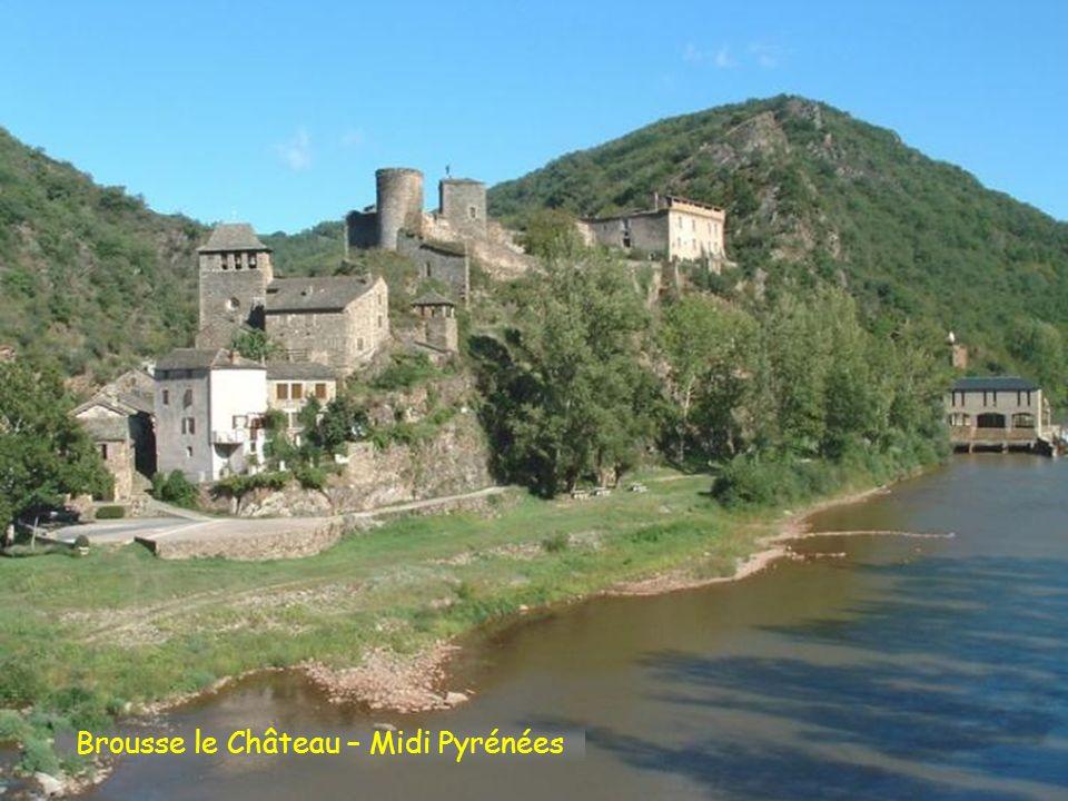 Brousse le Château – Midi Pyrénées