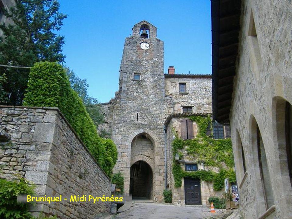 Bruniquel - Midi Pyrénées