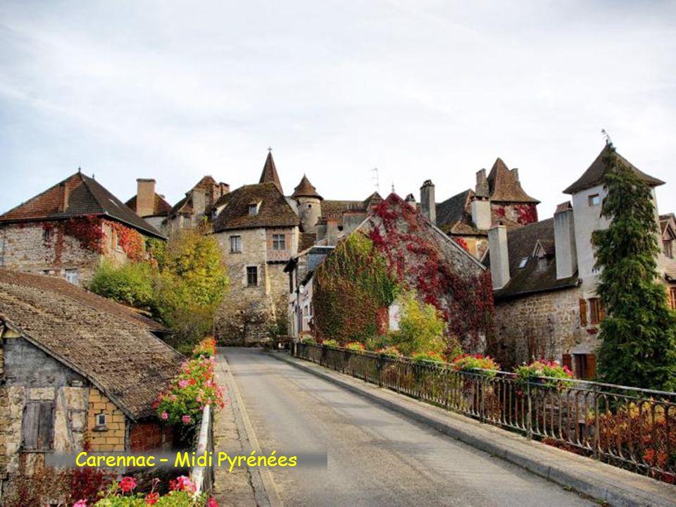 Carennac – Midi Pyrénées