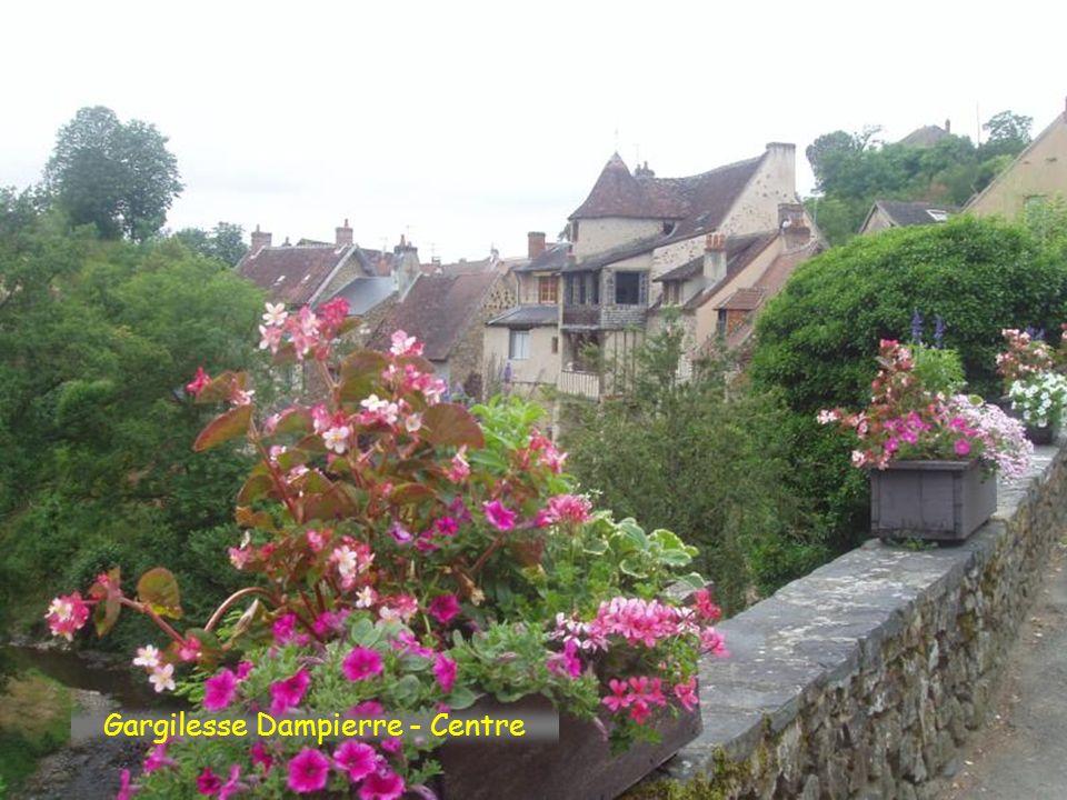 Gargilesse Dampierre - Centre