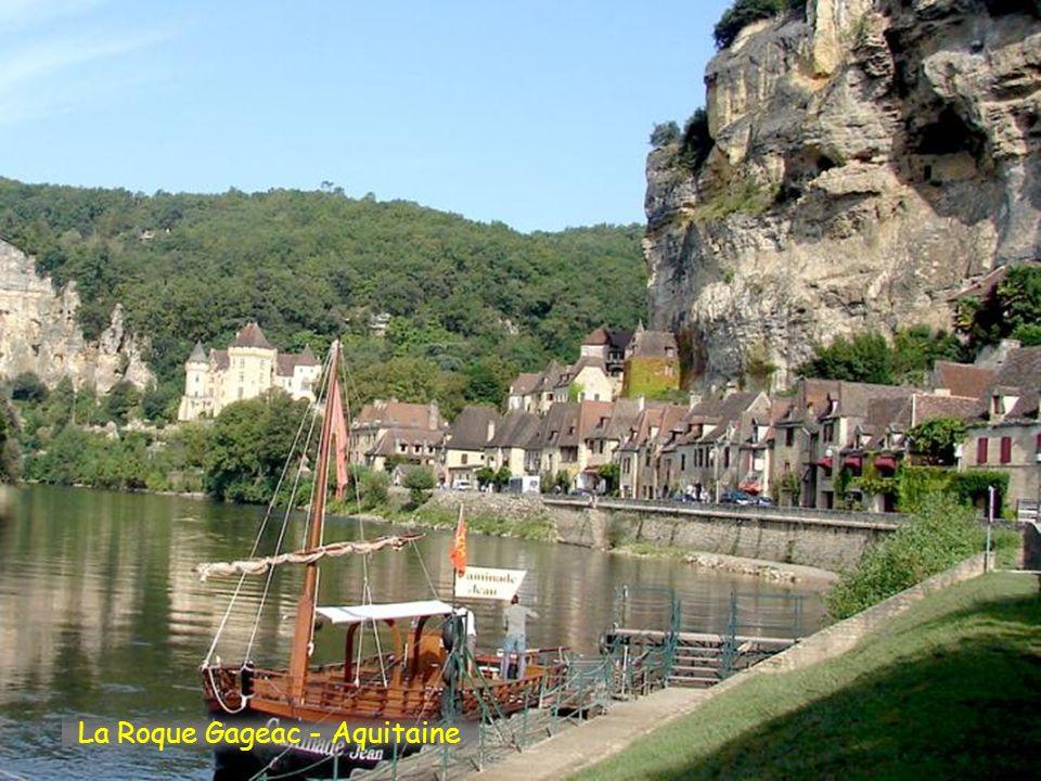 La Roque Gageac - Aquitaine